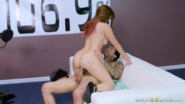 Dani Jensen as busty DJ takes cock in the studio Video thumb #16