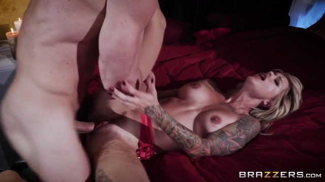 Brazzers - Johnny Sins fucks Sammie Six Video thumb #3