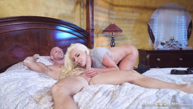 Muscular Johnny Sins bangs Nicolette Shea hot pussy Video thumb #17