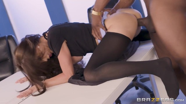 BBC takes care of big boobed white MILF Video thumb #9