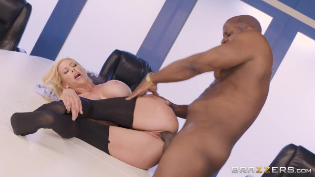 BBC takes care of big boobed white MILF Video thumb #12