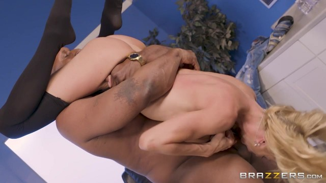 BBC takes care of big boobed white MILF Video thumb #15
