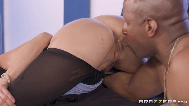 BBC takes care of big boobed white MILF Video thumb #1