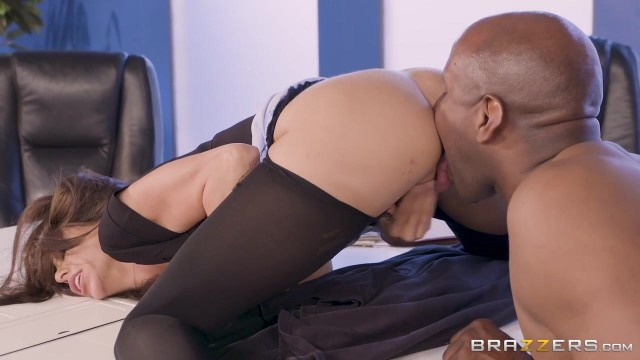 BBC takes care of big boobed white MILF Video thumb #3
