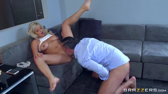 Kylie Page gets her cunt eaten out and fucked by Keiran Lee Video thumb #2