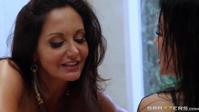 Megan rain nude shares a cock with ava addams Video thumb #5