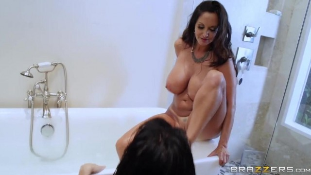 Megan rain nude shares a cock with ava addams Video thumb #8