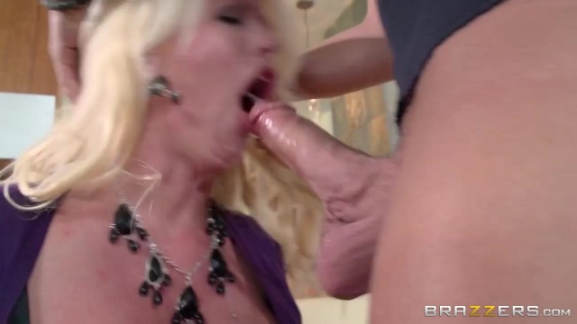 Young lad fucks hot stepmom with giant tits Video thumb #3