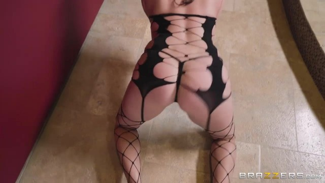Fishnet stockings and anal sex for allie haze Video thumb #1