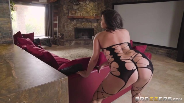 Fishnet stockings and anal sex for allie haze Video thumb #2