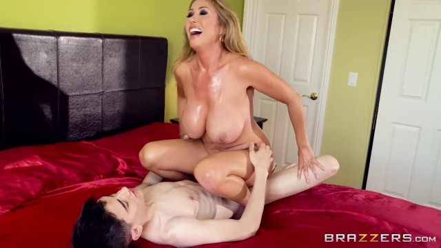 Busty Kianna Dior rapes young skinny boy Jordi el nino polla Video thumb #6