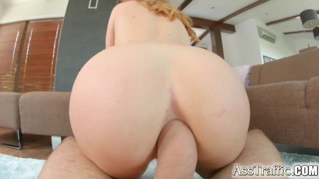 Asstraffic - Slut does anal then suck dick and swallow
