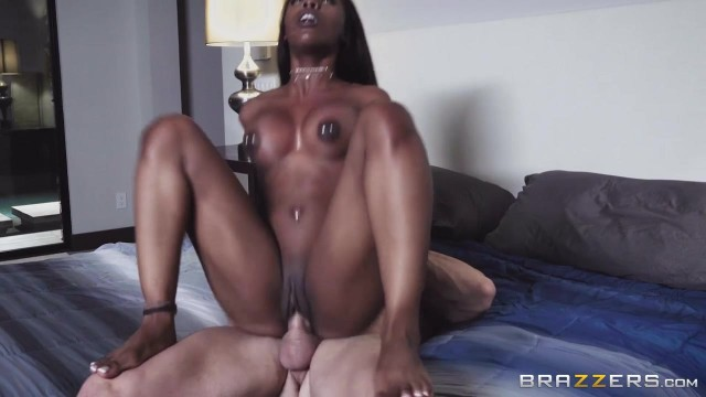 Sarah Banks - Naughty Black Pussy fucked by burglar Video thumb #12