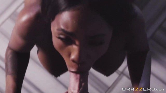 Sarah Banks - Naughty Black Pussy fucked by burglar Video thumb #3