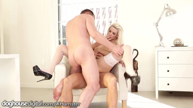 Horny Czech gets Double Penetration at Work Video thumb #12