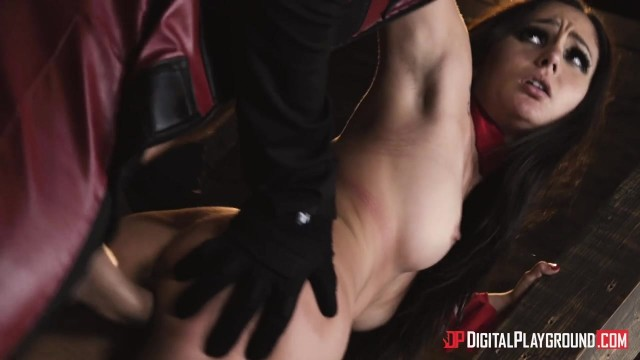 Ariana Marie fucked by big dick super hero Video thumb #14