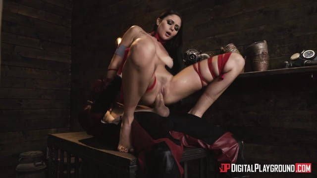 Ariana Marie fucked by big dick super hero Video thumb #18
