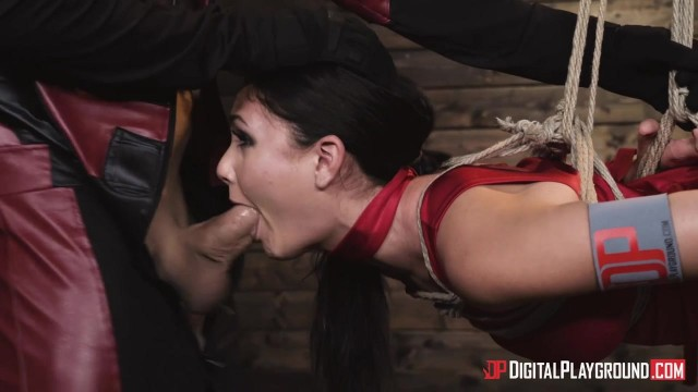 Ariana Marie fucked by big dick super hero Video thumb #1