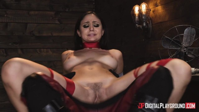 Ariana Marie fucked by big dick super hero Video thumb #19