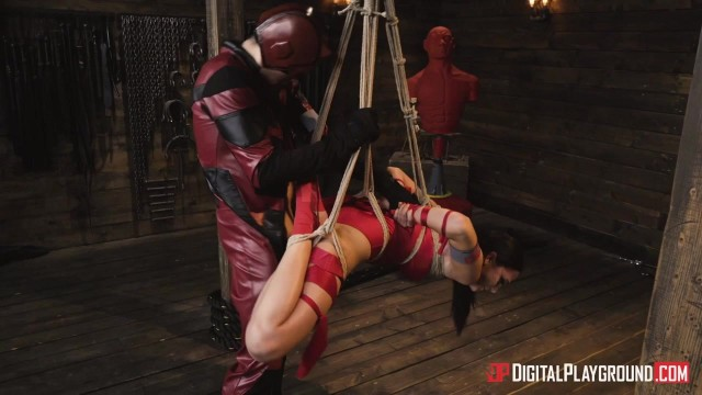 Ariana Marie fucked by big dick super hero Video thumb #5