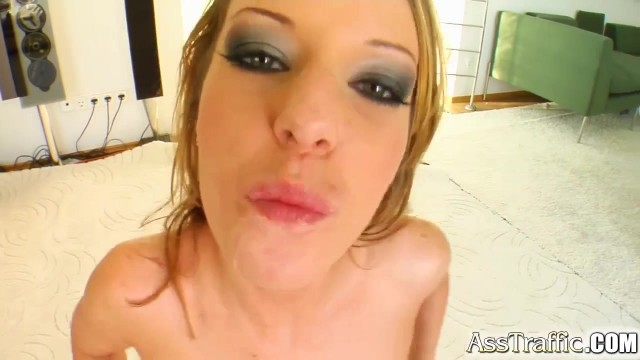 AssTraffic - Young MILF Gets Double Penetration Video thumb #19