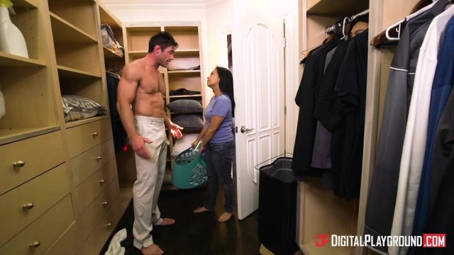 Asian Cutie Cindy Starfall Dicked Doggy Style Video thumb #18