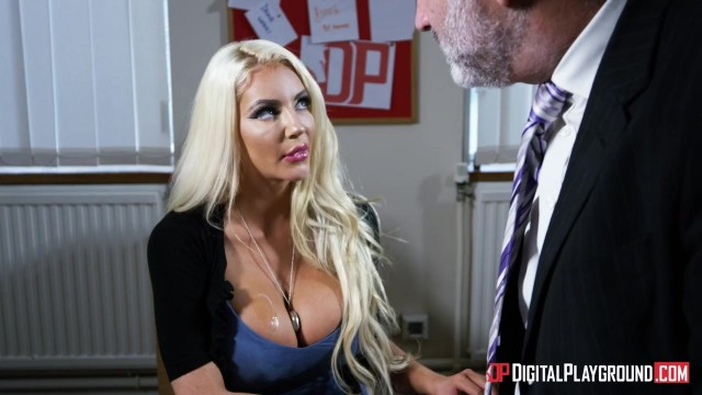 Wild MILF Nicolette Shea gets pounded by hard pecker Video thumb #1