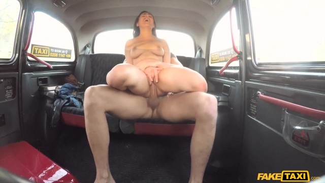 Fake Taxi - Arabic brunette cums from pleasure Video thumb #17