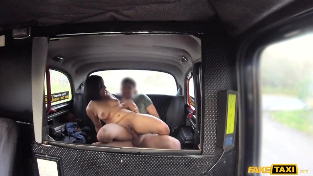Fake Taxi - Arabic brunette cums from pleasure Video thumb #18