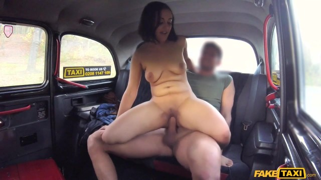 Fake Taxi - Arabic brunette cums from pleasure Video thumb #19