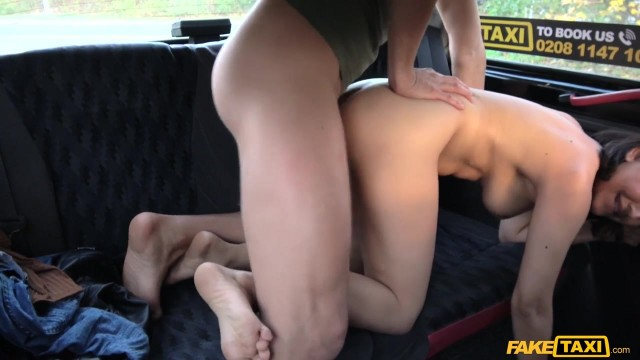 Fake Taxi - Arabic brunette cums from pleasure Video thumb #2