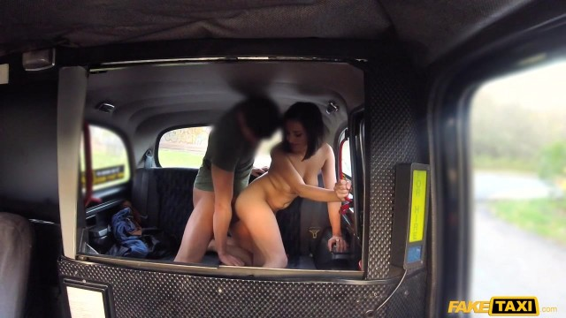 Fake Taxi - Arabic brunette cums from pleasure Video thumb #5
