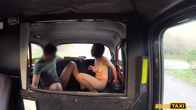 Fake Taxi - Arabic brunette cums from pleasure Video thumb #8