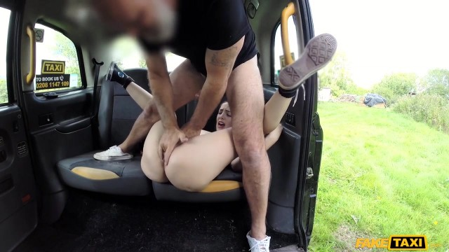 Chubby Taxi Driver With Elephant cock gets head Video thumb #11