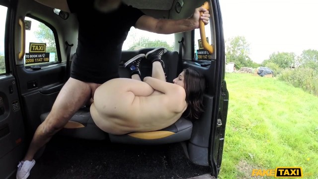 Chubby Taxi Driver With Elephant cock gets head Video thumb #15