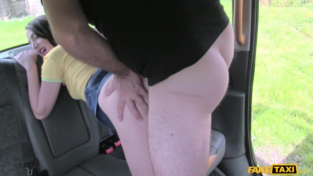 Chubby Taxi Driver With Elephant cock gets head Video thumb #3