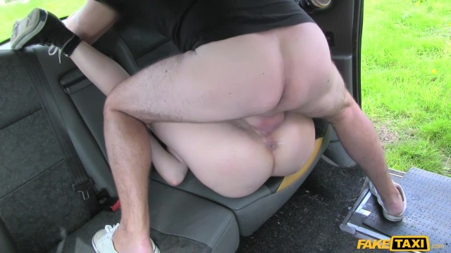 Chubby Taxi Driver With Elephant cock gets head Video thumb #8