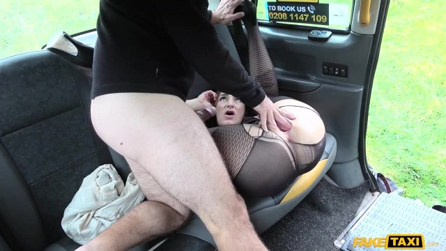 Slut gives a rimjob to fake taxi driver before getting fucked Video thumb #10