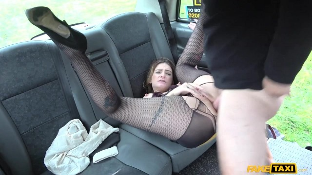 Slut gives a rimjob to fake taxi driver before getting fucked Video thumb #13