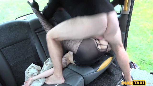 Slut gives a rimjob to fake taxi driver before getting fucked Video thumb #15