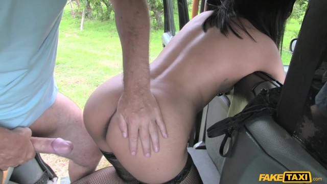 Fake Taxi - Masked wild cat sucks and fucks big cock Video thumb #12