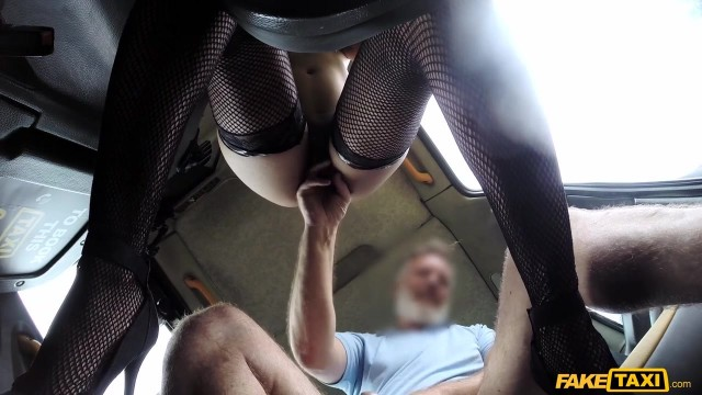 Fake Taxi - Masked wild cat sucks and fucks big cock Video thumb #14