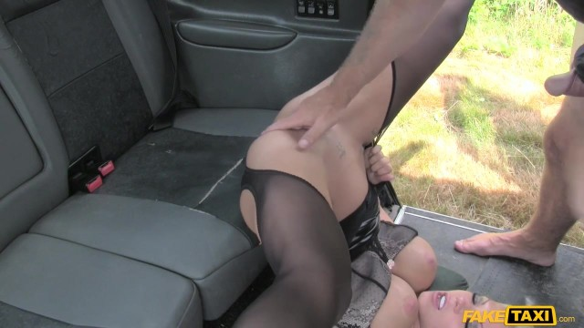 Sienna Day fucks cab driver hard in fake taxi Video thumb #14