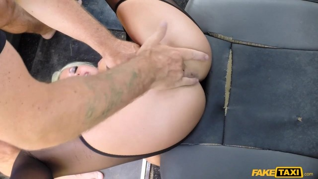 Sienna Day fucks cab driver hard in fake taxi Video thumb #15