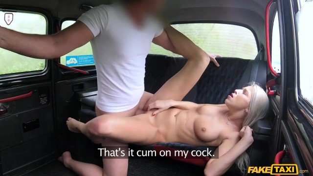 Karol Lilien deceived to have sex in Fake Taxi Video thumb #6