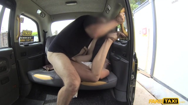 Cassidy Klein fucked in the fake taxi Video thumb #12