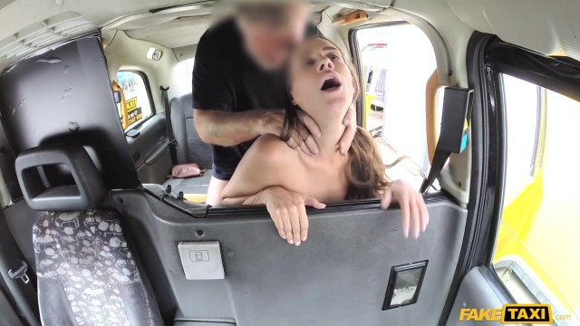 Cassidy Klein fucked in the fake taxi Video thumb #15