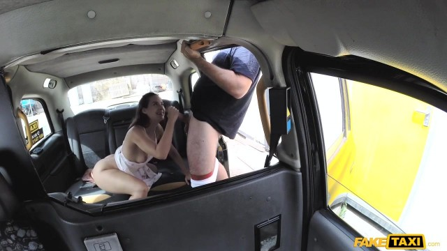 Cassidy Klein fucked in the fake taxi Video thumb #7