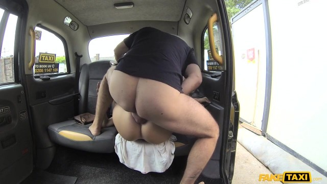 Cassidy Klein fucked in the fake taxi Video thumb #8
