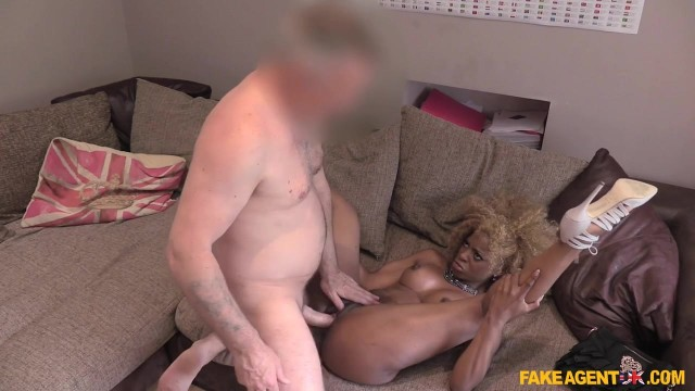 Fake Agent - Black Nympho Wants a Second Porn Casting Video thumb #11